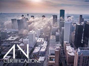 Documentazione per certificazione impianti